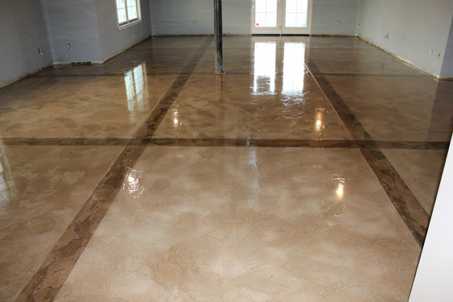 basement epoxy floors